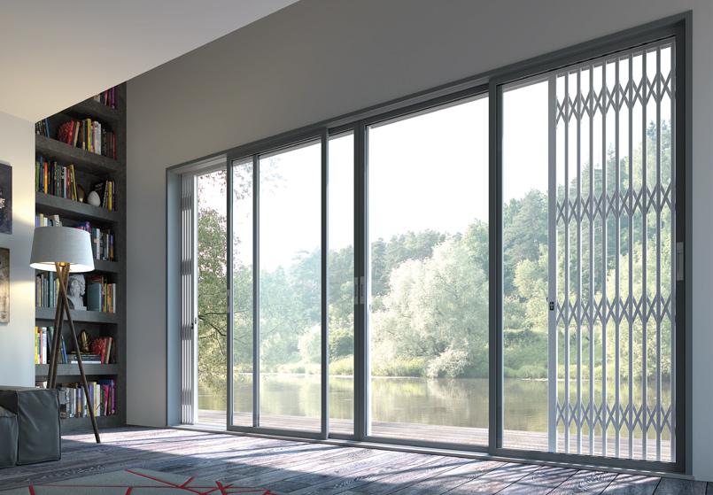 Cancelletti estensibili blindati inferriate estensibili - Inferriate estensibili per finestre ...
