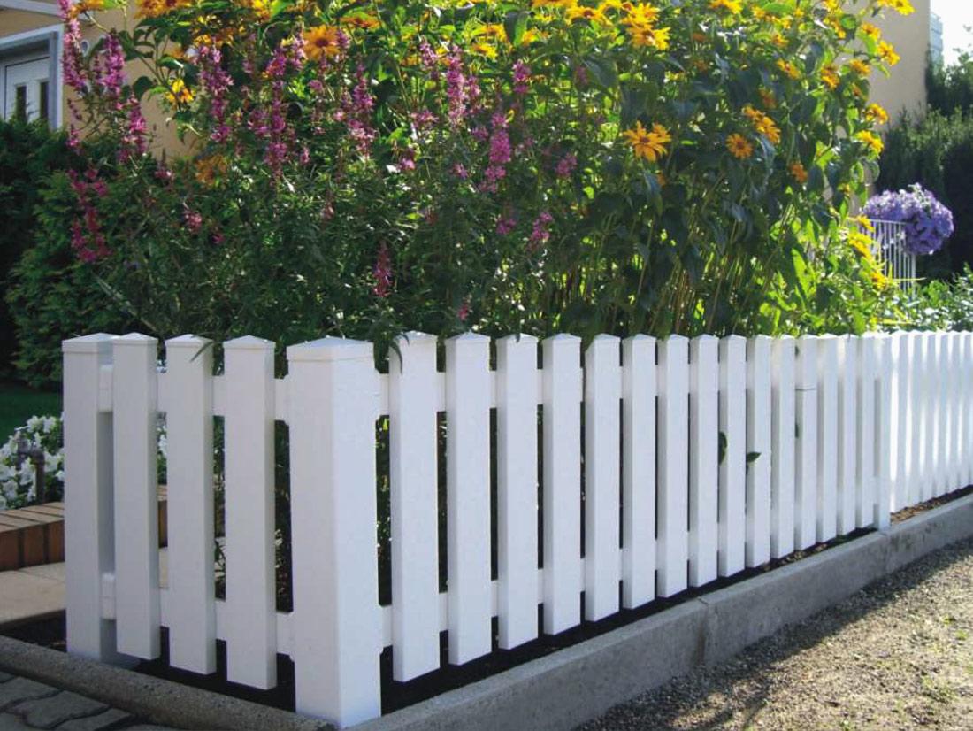 Fantastico Recinzioni In Legno Per Giardino Immagine Di Giardino Idee